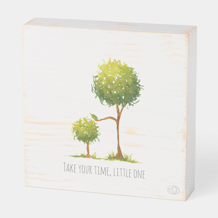 Wood box: Caress (Scribble trees collection)